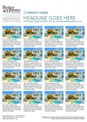 Listing Ad 2 – 16 Properties – 8.5×11.125in